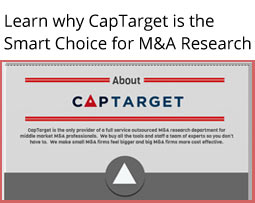 smart choice for m and a research